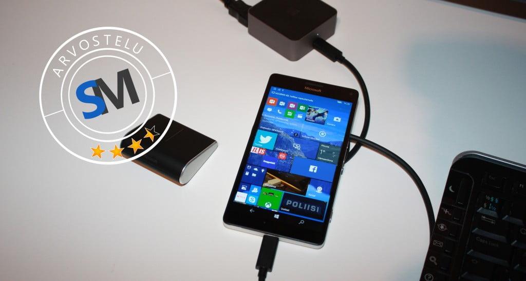 Lumia950.arvostelu