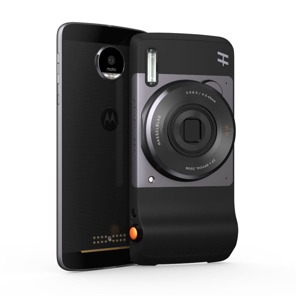 Hasselblad True Zoom With Phone
