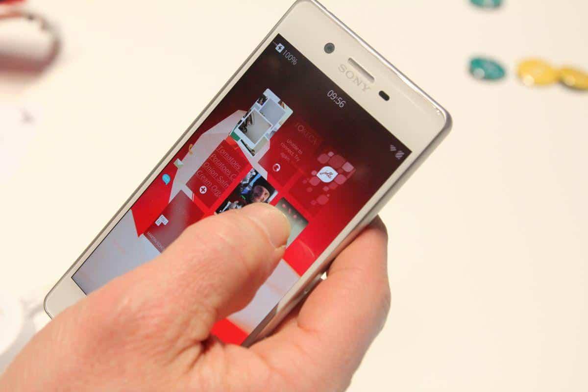 Sony Xperia X & Sailfish OS / Kuva. mobil.se