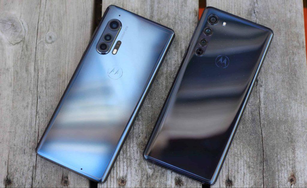 Motorola Edge+ ja Motorola Edge saivat Android 11 -päivityksen Suomessa